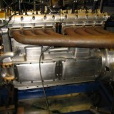 1919 Miller race engine dyno