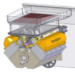 TransAmFord310_CAD_EngineBay