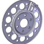 TransAmFord310_CAD_Flywheel