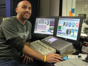 Joshua AVL control room